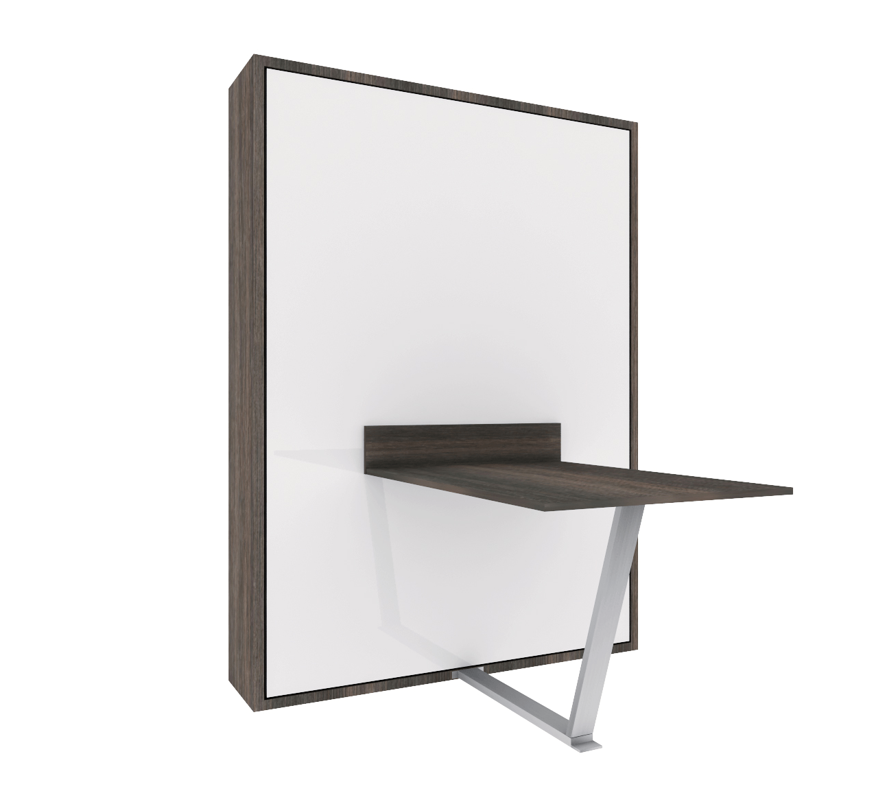 Pat rabatabil Vertical cu masa – SmartBed Table