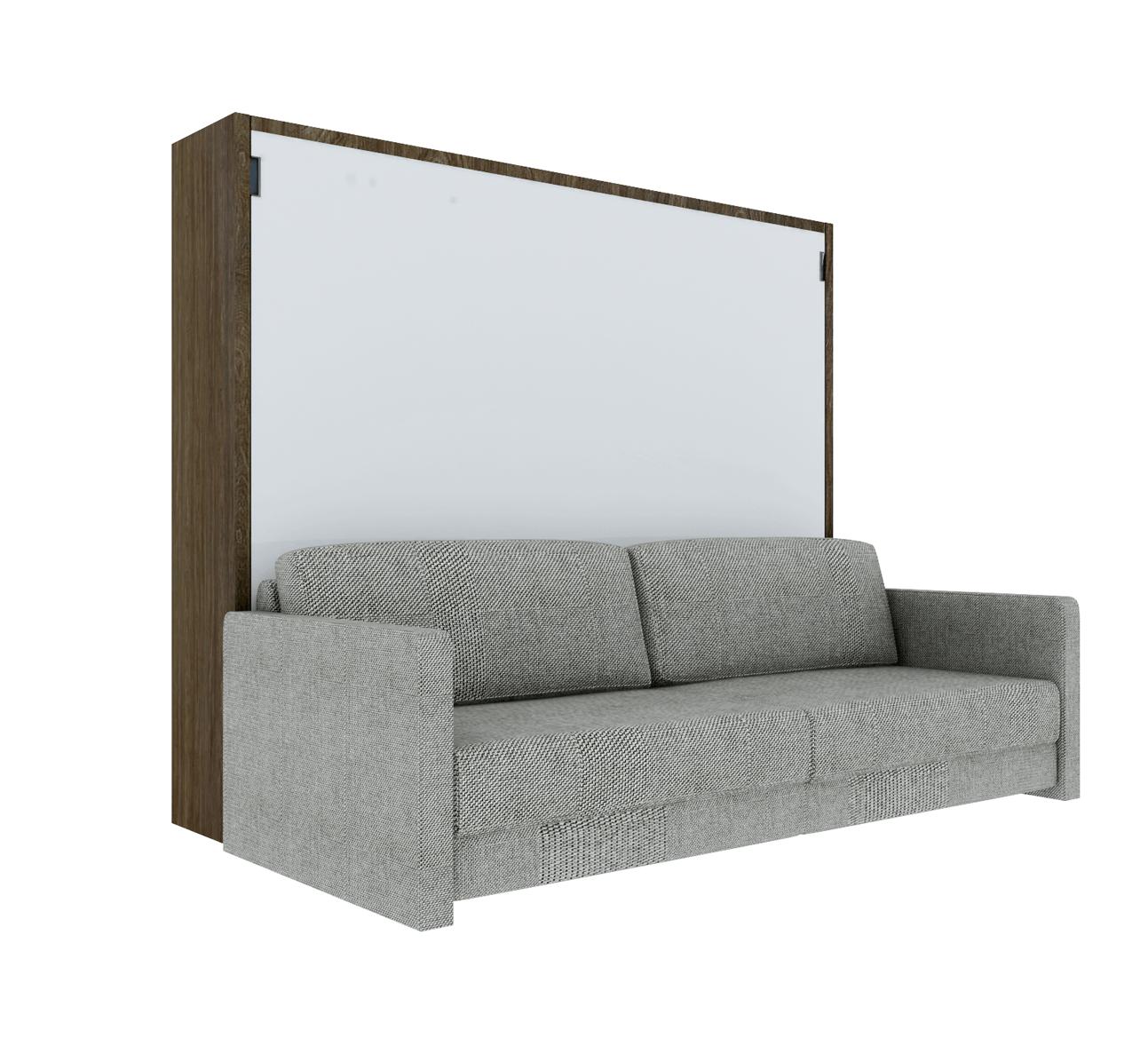 Pat Rabatabil Orizontal cu canapea – SmartBed O Sofa