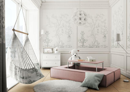 Canapea multifunctionala camera copii