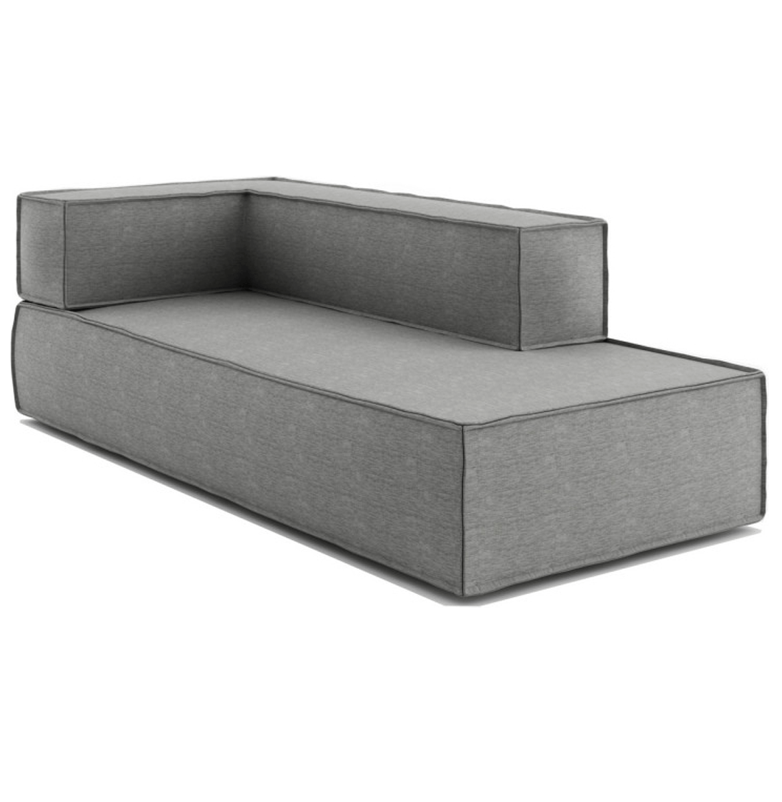 Sezlong 200×150 Basic Stang – Colectia NOI