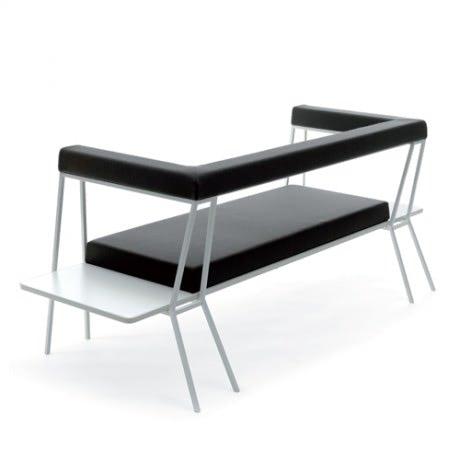 Mini sofa cu birou – Flip