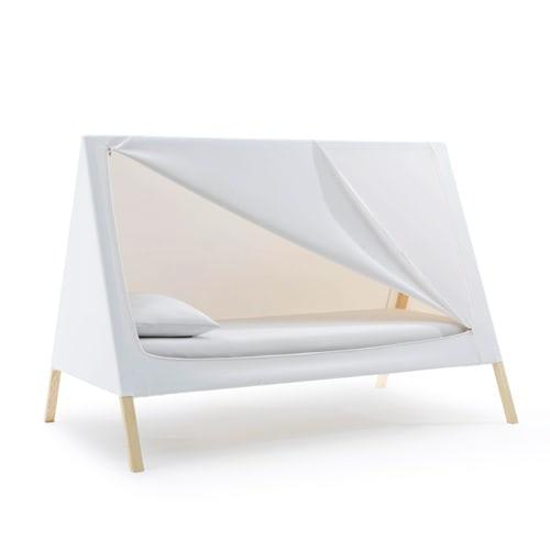 Canapea Pat cu LED – Foresta