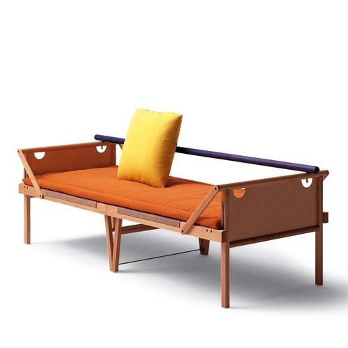 Canapea pat pliabil – Ospite