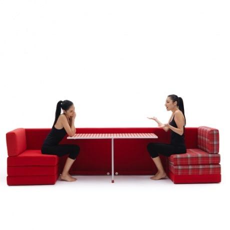 Sofa -Tandem