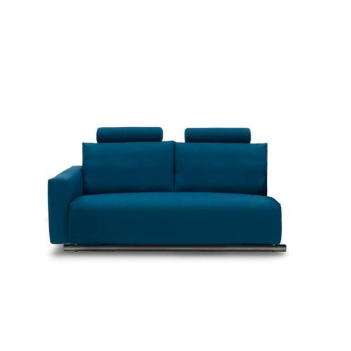 06 Easy divano2posti 1 bracciolo