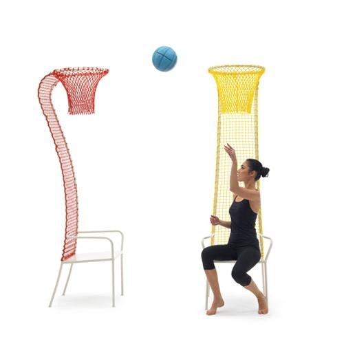 Lazy Basketball 03