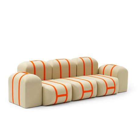 Self-made seat Campeggi 01