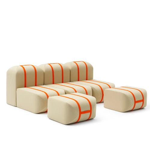 Self-made seat Campeggi 02