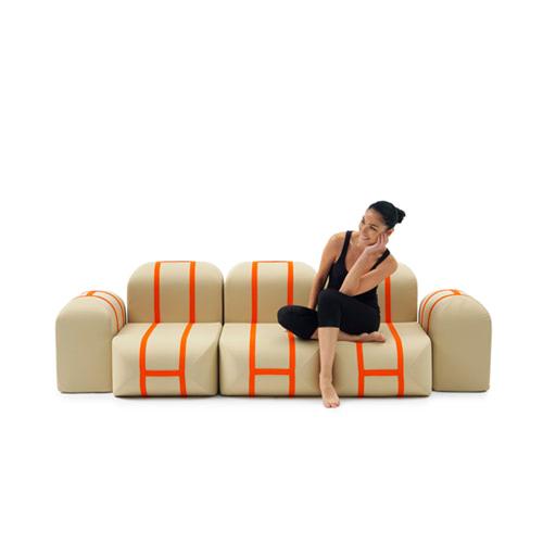 Self-made seat Campeggi 06