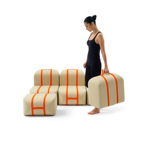 Self-made seat Campeggi 07