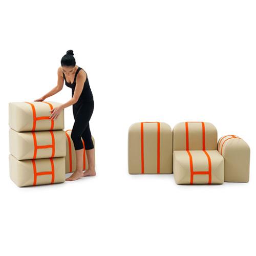 Self-made seat Campeggi 08