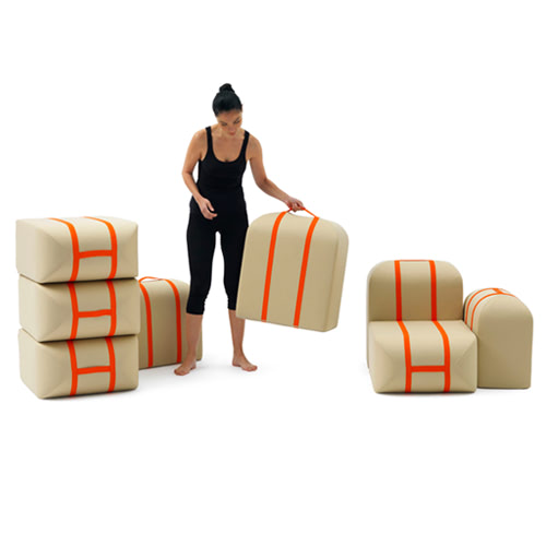 Self-made seat Campeggi 09