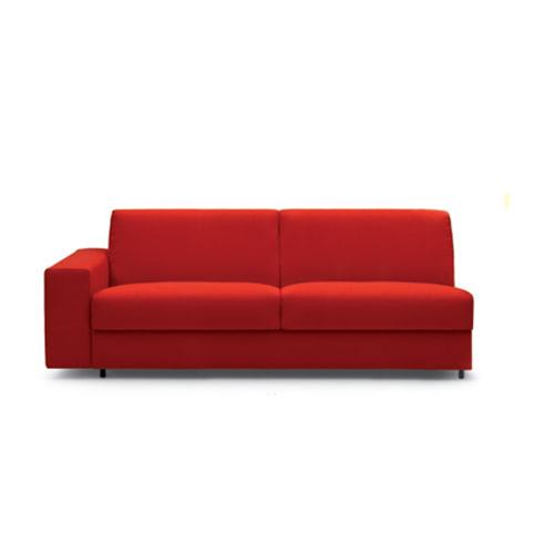 Zaza Campeggi divano3posti maxi 1bracciolo chiuso