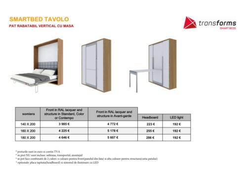 preturi SB TAVOLO-1